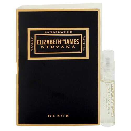 Nirvana Black by Elizabeth and James Vial (sample) .07 oz (Women)