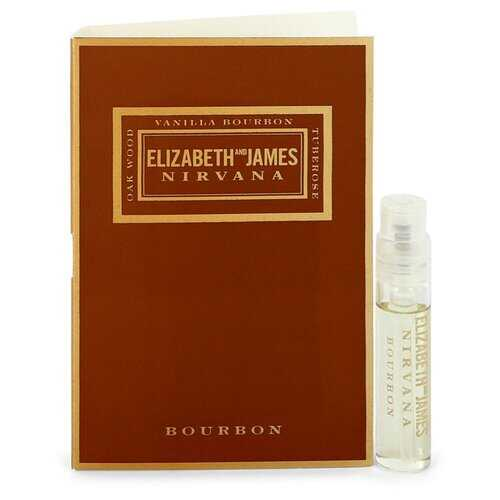 Nirvana Bourbon by Elizabeth and James Vial (sample) .07 oz (Women)