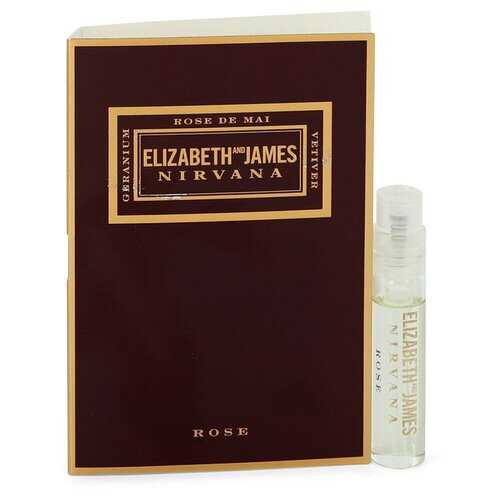 Nirvana Rose by Elizabeth and James Vial (sample) .07 oz (Women)