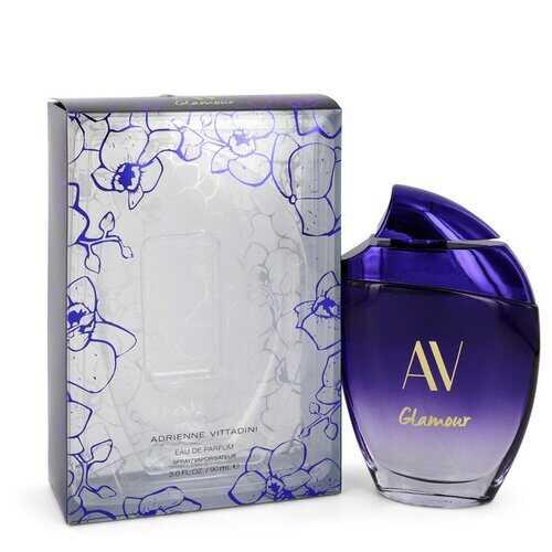 AV Glamour Passionate by Adrienne Vittadini Eau De Parfum Spray 3 oz (Women)
