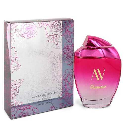 AV Glamour Charming by Adrienne Vittadini Eau De Parfum Spray 3 oz (Women)