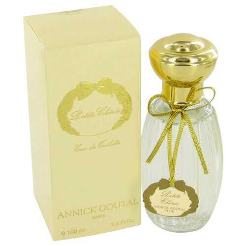 Petite Cherie by Annick Goutal Gift Set -- 3.4 oz Eau De Parfum Spray + 0.3 oz Baume Mains Du Jardin Hand Cream (Women)
