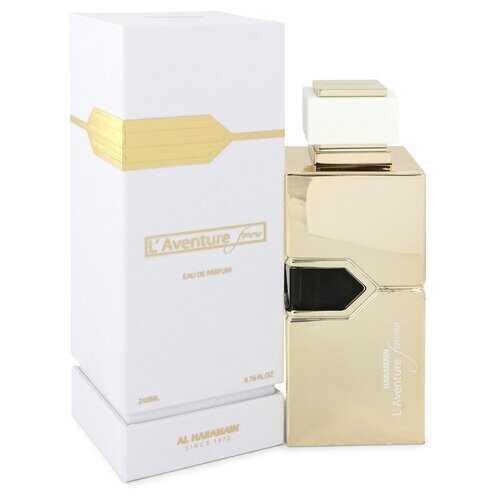 L'aventure Femme by Al Haramain Eau De Parfum Spray 6.7 oz (Women)