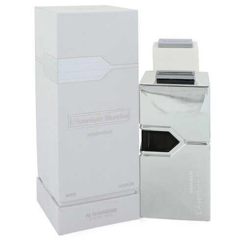 L'aventure Blanche by Al Haramain Eau De Parfum Spray (Unisex) 6.7 oz (Women)