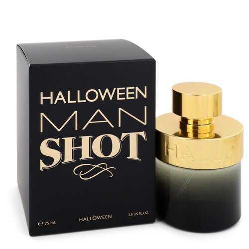 Halloween Man Shot by Jesus Del Pozo Eau De Toilette Spray 2.5 oz (Men)