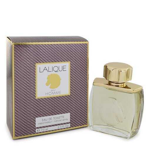Lalique Equus by Lalique Eau De Toilette Spray 2.5 oz (Men)