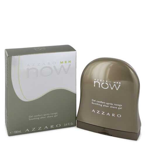 Azzaro Now by Azzaro After Shave Gel 3.4 oz (Men)
