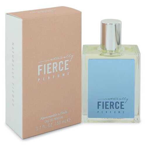Naturally Fierce by Abercrombie & Fitch Eau De Parfum Spray 1.7 oz (Women)