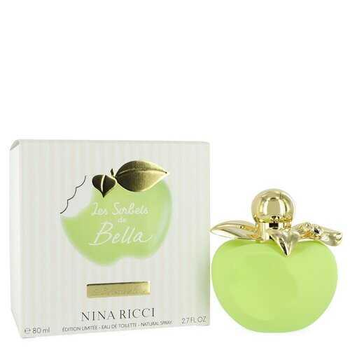 Les Sorbets De Bella by Nina Ricci Eau De Toilette Spray 2.7 oz (Women)