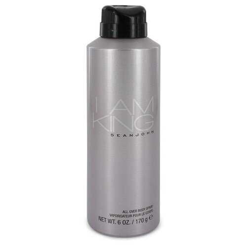 I Am King by Sean John All Over Body Spray 6 oz (Men)