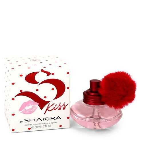 Shakira S Kiss by Shakira Eau De Toilette Spray 1.7 oz (Women)