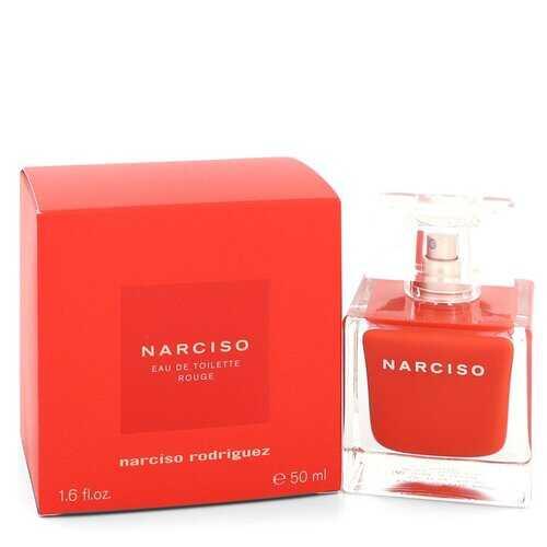 Narciso Rodriguez Rouge by Narciso Rodriguez Eau De Toilette Spray 1.7 oz (Women)