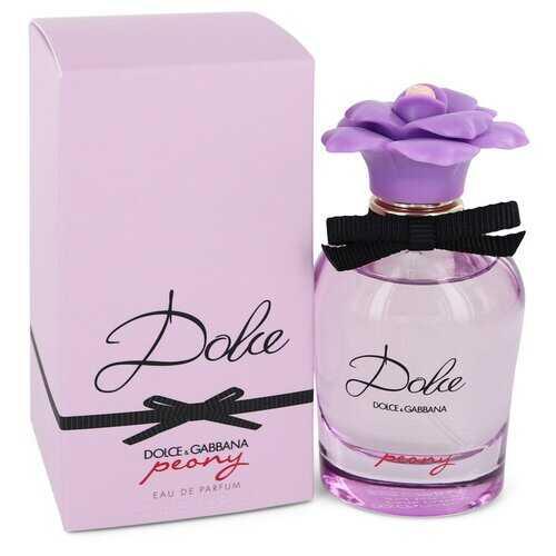 Dolce Peony by Dolce & Gabbana Eau De Parfum Spray 1.6 oz (Women)