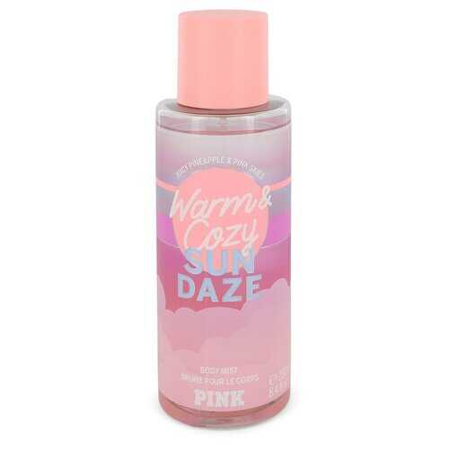 Victoria's Secret Warm & Cozy Sun Daze by Victoria's Secret Body Mist 8.4 oz (Women)