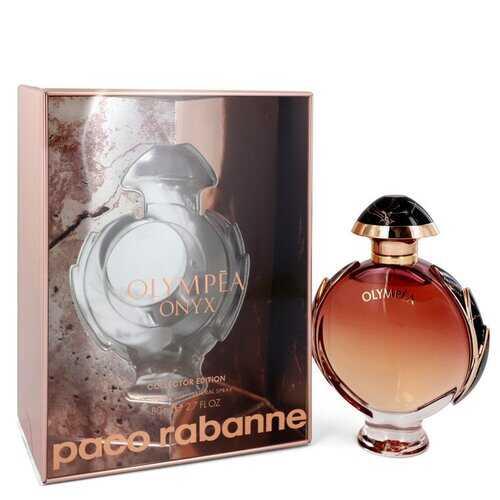 Olympea Onyx by Paco Rabanne Eau De Parfum Spray Collector Edition 2.7 oz (Women)