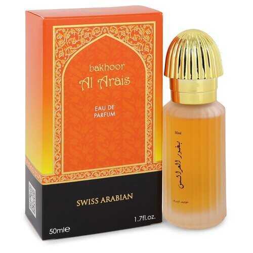 Swiss Arabian Al Arais by Swiss Arabian Eau De Parfum Spray 1.7 oz (Women)