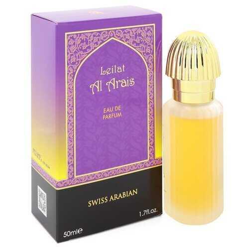 Leilat Al Arais by Swiss Arabian Eau De Parfum Spray 1.7 oz (Men)