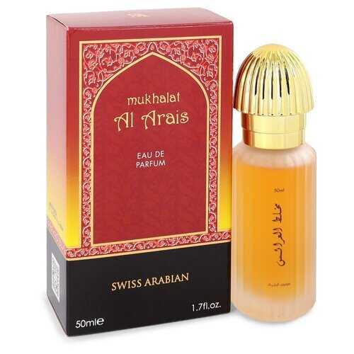 Mukhalat Al Arais by Swiss Arabian Eau De Parfum Spray 1.7 oz (Men)