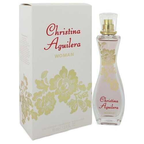 Christina Aguilera Woman by Christina Aguilera Eau De Parfum Spray 2.5 oz (Women)