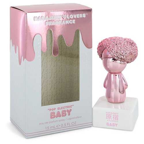 Harajuku Lovers Pop Electric Baby by Gwen Stefani Eau De Parfum Spray 0.5 oz (Women)