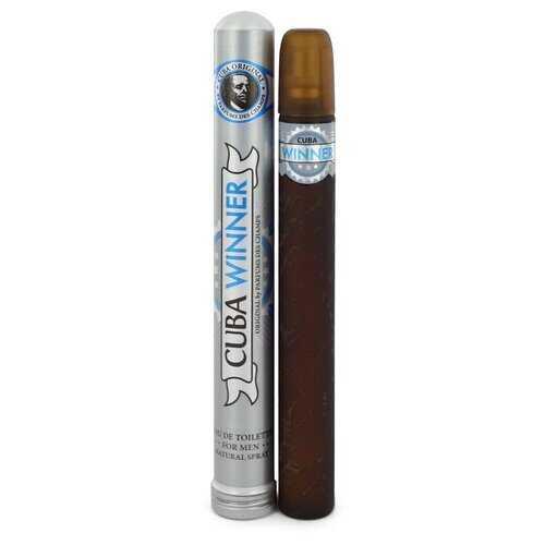 Cuba Winner by Fragluxe Eau De Toilette Spray 1.17 oz (Men)