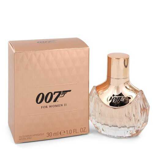 007 Women II by James Bond Eau De Parfum Spray 1 oz (Women)