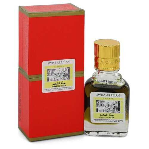 Jannet El Naeem by Swiss Arabian Concentrated Perfume Oil Free From Alcohol (Unisex) .30 oz (Women)