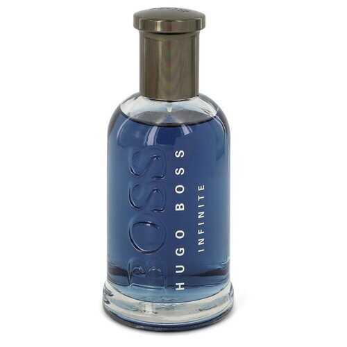 Boss Bottled Infinite by Hugo Boss Eau De Parfum Spray (Tester) 3.3 oz (Men)