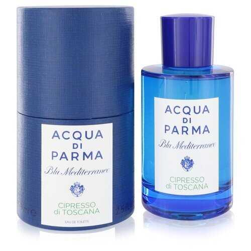 Blu Mediterraneo Cipresso Di Toscana by Acqua Di Parma Eau De Toilette Spray 2.5 oz (Women)