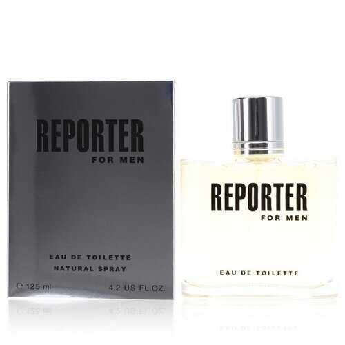 Reporter by Reporter Eau De Toilette Spray 4.2 oz (Men)