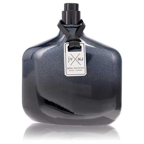 John Varvatos Nick Jonas JV x NJ by John Varvatos Eau De Toilette Spray (Blue Edition Tester) 4.2 oz (Men)