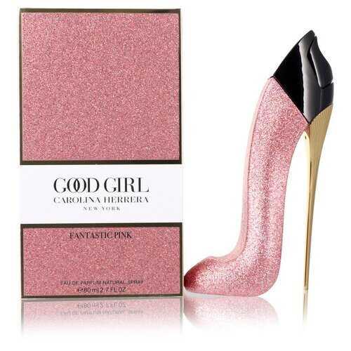 Good Girl Fantastic Pink by Carolina Herrera Eau De Parfum Spray 2.7 oz (Women)