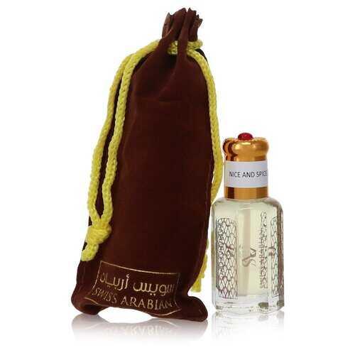 Nice and Spice by Swiss Arabian Perfume Oil (Unisex) .41 oz (Men)