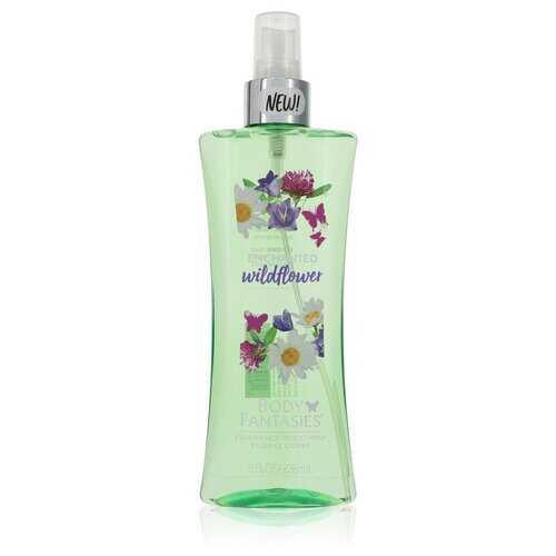 Body Fantasies Enchanted Wildflower by Parfums De Coeur Body Spray 8 oz (Women)