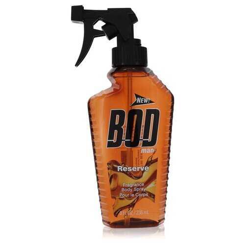 Bod Man Reserve by Parfums De Coeur Body Spray 8 oz (Men)