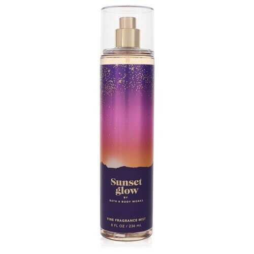 Bath & Body Works Sunset Glow by Bath & Body Works Body Mist 8 oz (Women)