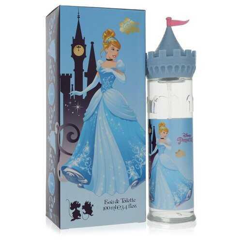 Cinderella by Disney Eau De Toilette Spray (Castle Packaging) 3.4 oz (Women)