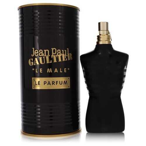 Jean Paul Gaultier Le Male Le Parfum by Jean Paul Gaultier Eau De Parfum Intense Spray 4.2 oz (Men)