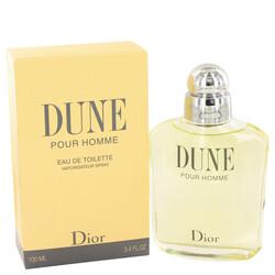 DUNE by Christian Dior Eau De Toilette Spray 3.4 oz (Men)