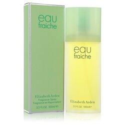 EAU FRAICHE by Elizabeth Arden Fragrance Spray 3.3 oz (Women)