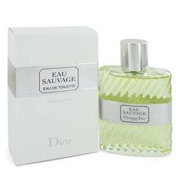 EAU SAUVAGE by Christian Dior Eau De Toilette Spray 3.4 oz (Men)