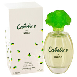 CABOTINE by Parfums Gres Eau De Toilette Spray 3.3 oz (Women)
