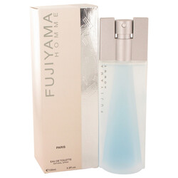FUJIYAMA by Succes de Paris Eau De Toilette Spray 3.4 oz (Men)