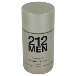 212 by Carolina Herrera Deodorant Stick 2.5 oz (Men)