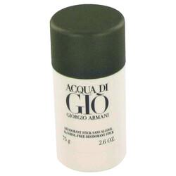 ACQUA DI GIO by Giorgio Armani Deodorant Stick 2.6 oz (Men)