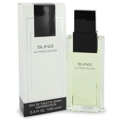 Alfred SUNG by Alfred Sung Eau De Toilette Spray 3.4 oz (Women)