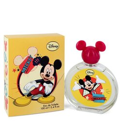 MICKEY Mouse by Disney Eau De Toilette Spray (Packaging may vary) 3.4 oz (Men)