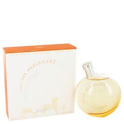Eau Des Merveilles by Hermes Eau De Toilette Spray 3.4 oz (Women)