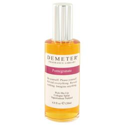 Pomegranate by Demeter Cologne Spray 4 oz (Women)