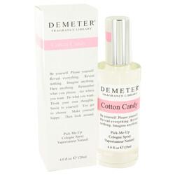 Demeter Cotton Candy by Demeter Cologne Spray 4 oz (Women)